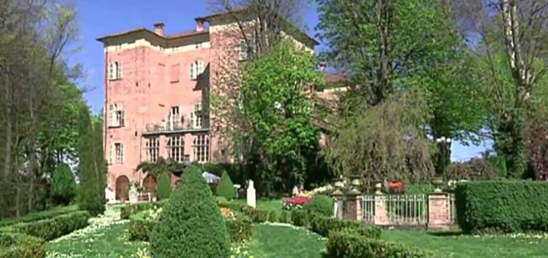 castello di Piea restaurato dall'impresa edile REC Costruzioni Generali s.a.s.