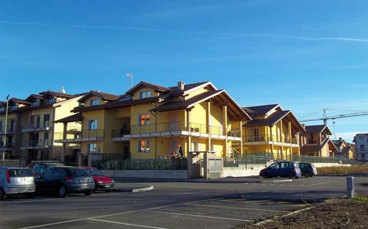 complesso condominiale in muratura impresa edile rec costruzioni generali