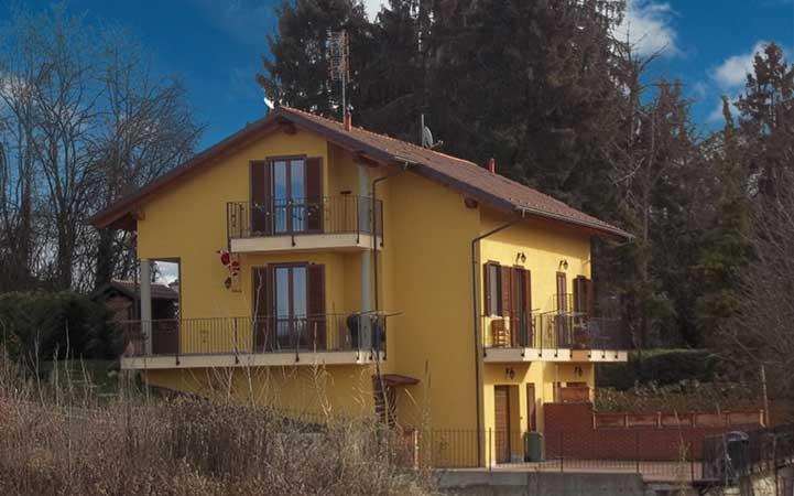 Impresa edile Rec in Costruzione villette bifamiliari ad Asti e provincia