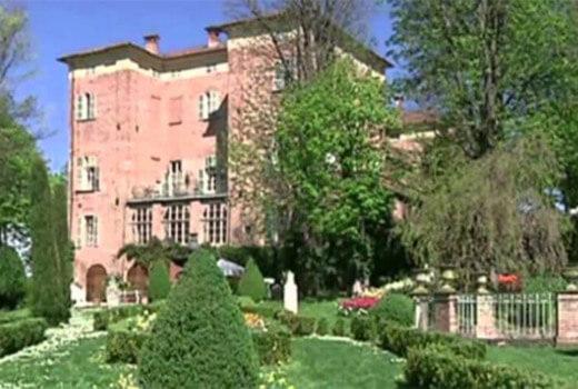 castello di Piea ristrutturato dall'impresa edile REC