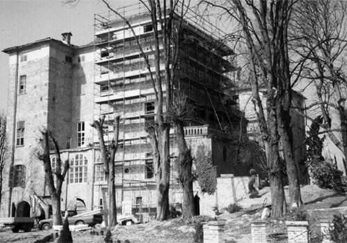 Castello di Piea in restauro impresa edile rec