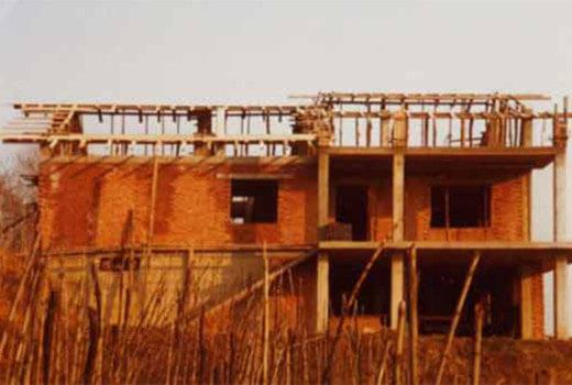 edificio in costruzione impresa edile rec costruzioni generali