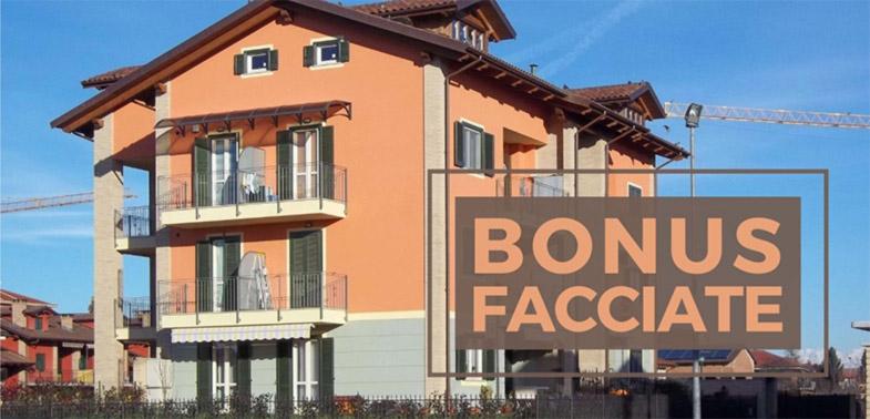 Bonus Facciate 2020 agevolazione fiscali 90% per condominio