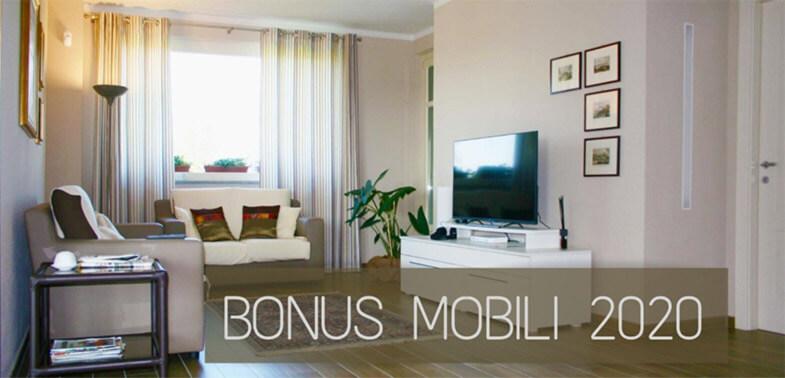 Bonus Mobili 2020 per arredare la tua casa