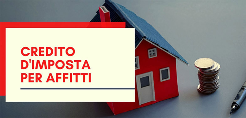 credito d'imposta per affitti decreto rilancio 2020