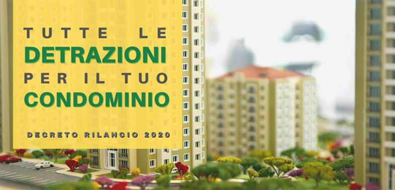 tutte le detrazioni fiscali per condominio ecobonus 2020